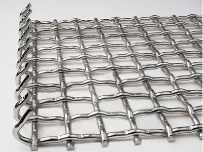 Crimped Wire Mesh - Anping Deping Wire Mesh Manufacture Co.,Ltd