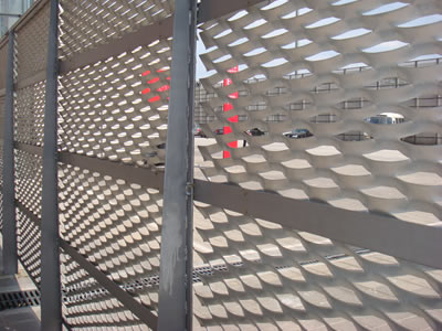 Perforated Metal Anping Deping Wire Mesh Manufacture Co Ltd
