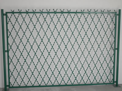 Straight Razor Wire - Anping Deping Wire Mesh Manufacture Co.,Ltd